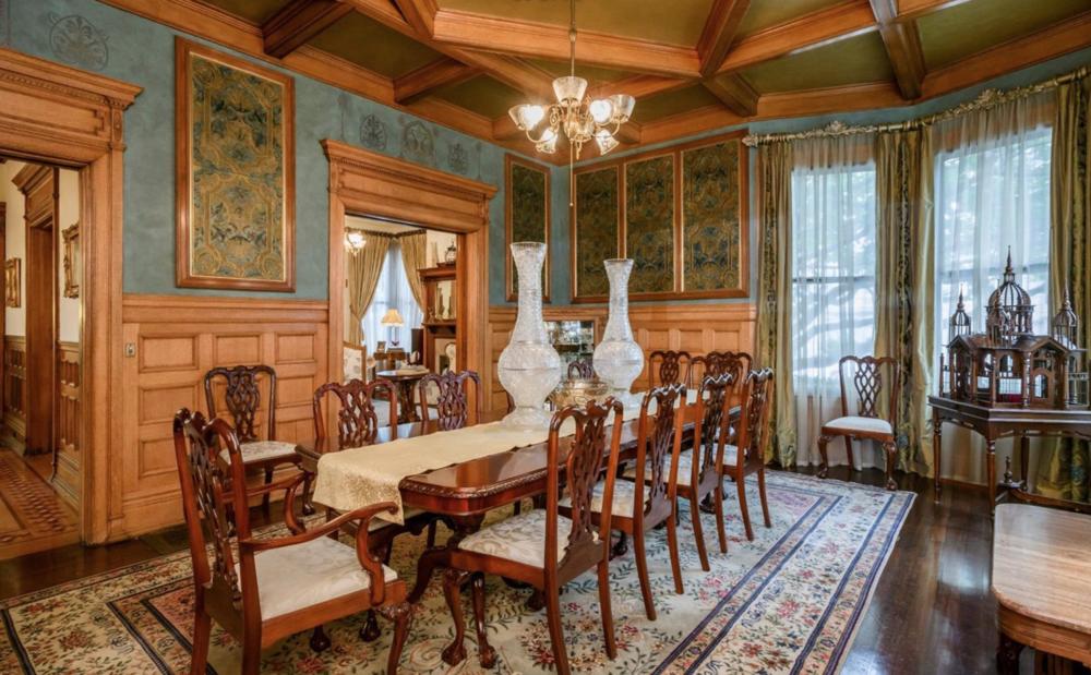 1701 Frankin Street - Dining Room