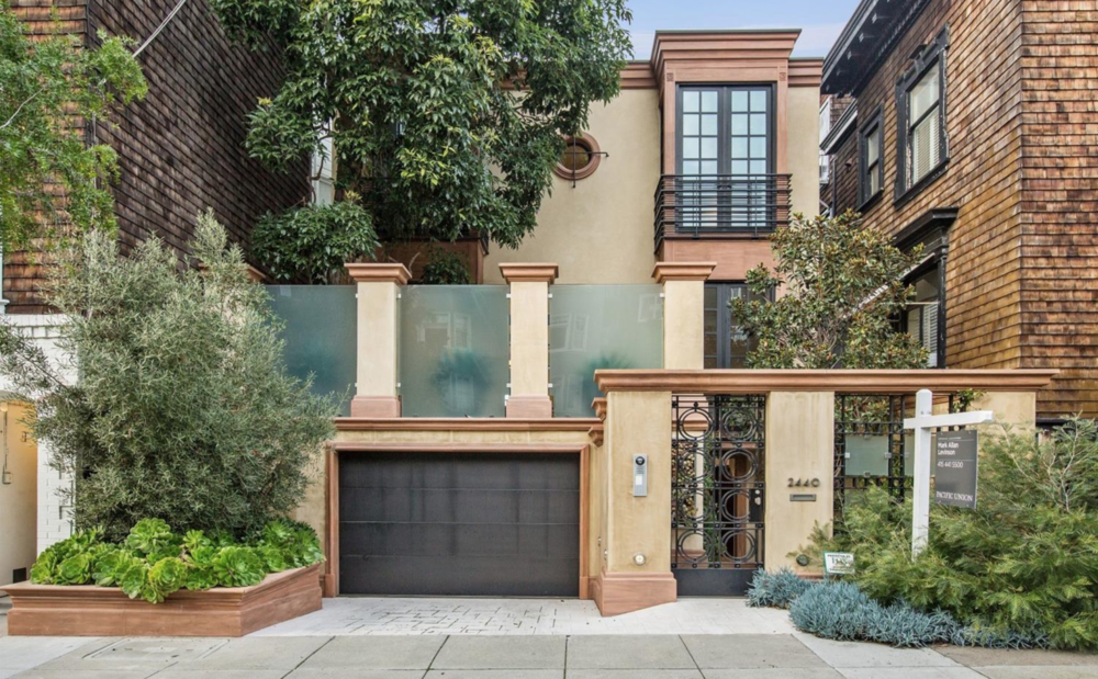 2440 Vallejo Street - Pacific Heights