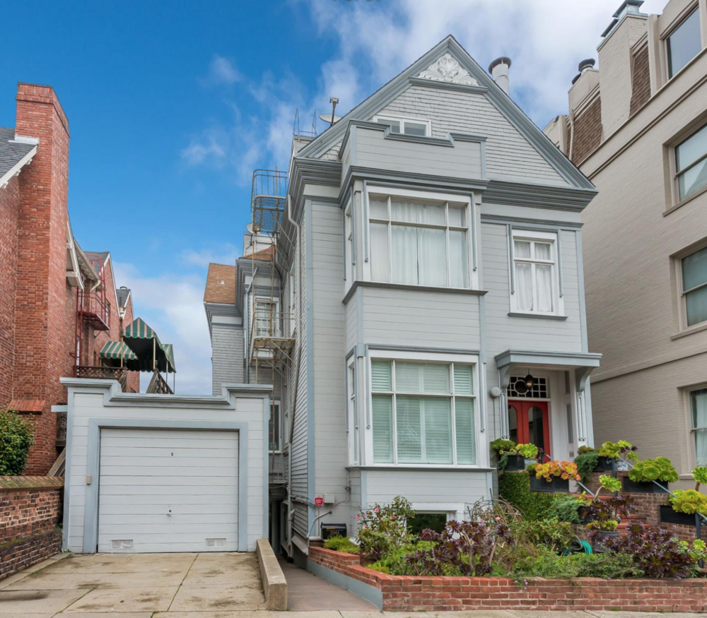 2186 Vallejo Street - Pacific Heights