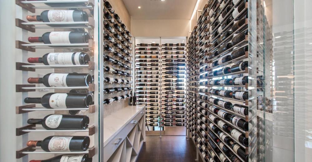 2764 Greenwich Street - Wine Room