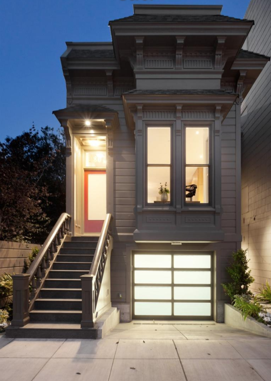 2807 Clay Street - Pacific Heights - Nova Designs & Builds