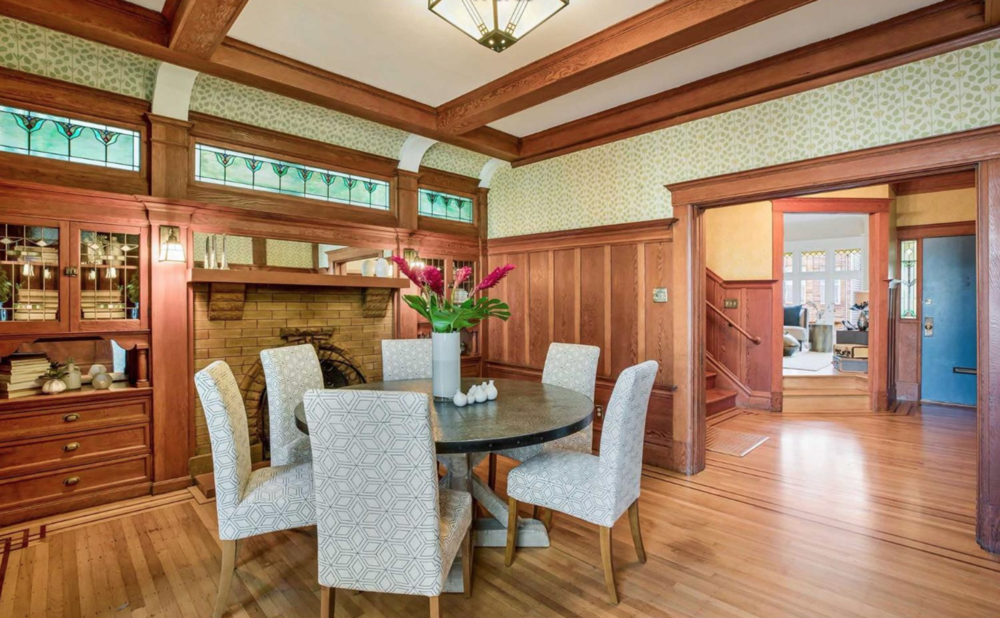 125 Downey St - Dining Room