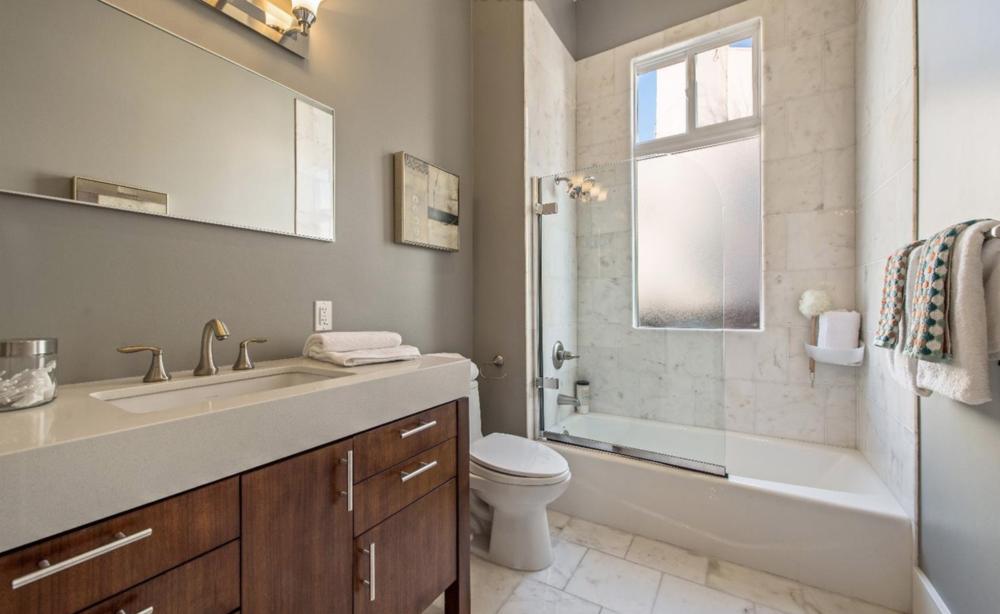 2046 Divisadero St - Guest Bathroom