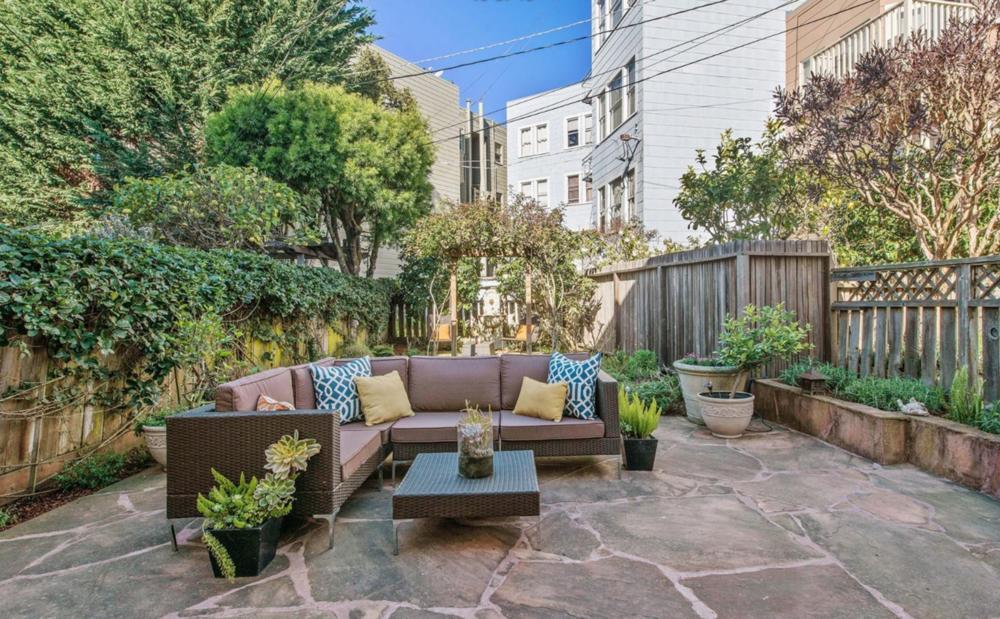 120 Alhambra St - Backyard