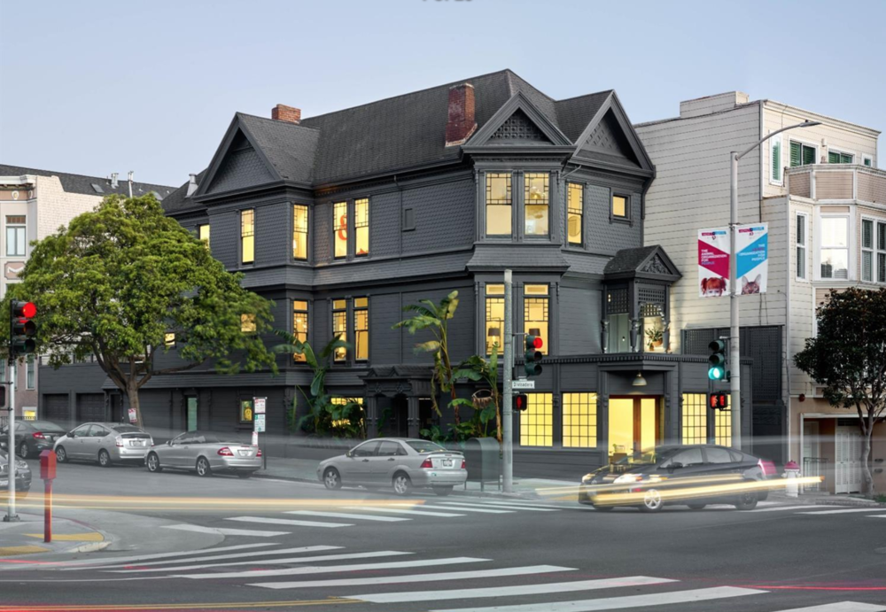 2060 Divisadero Street - Pacific Heights