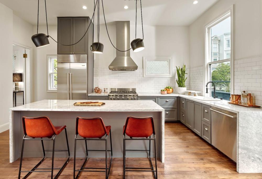 2060 Divisadero Street - Kitchen