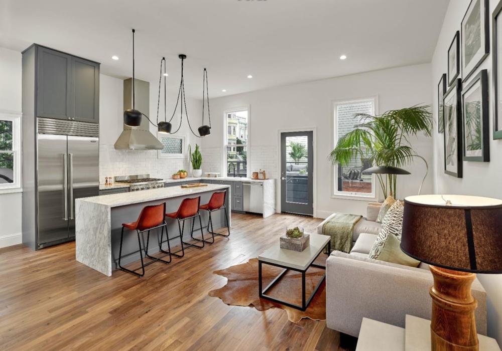 2060 Divisadero St - Kitchen Area