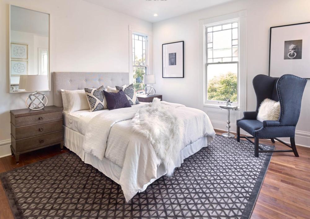 2060 Divisadero Street - Master Bedroom