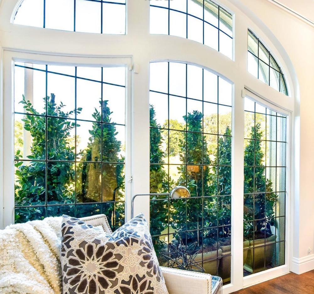 2151 Sacramento St - Master Bedroom Windows