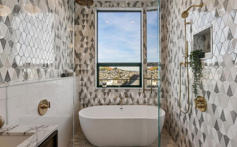 1783 Noe Street - Master Bathroom