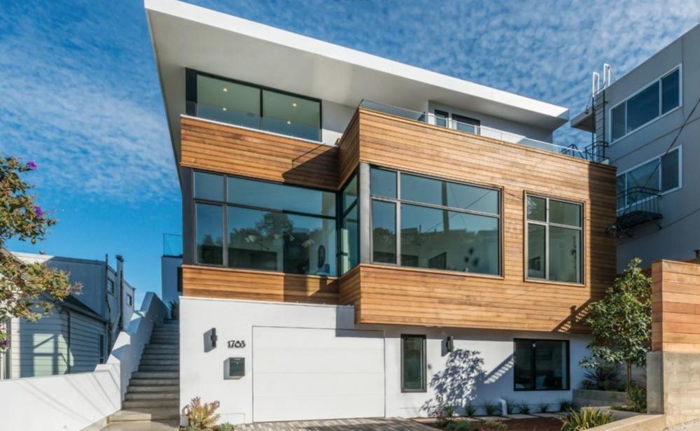 Modern House - Glen Park