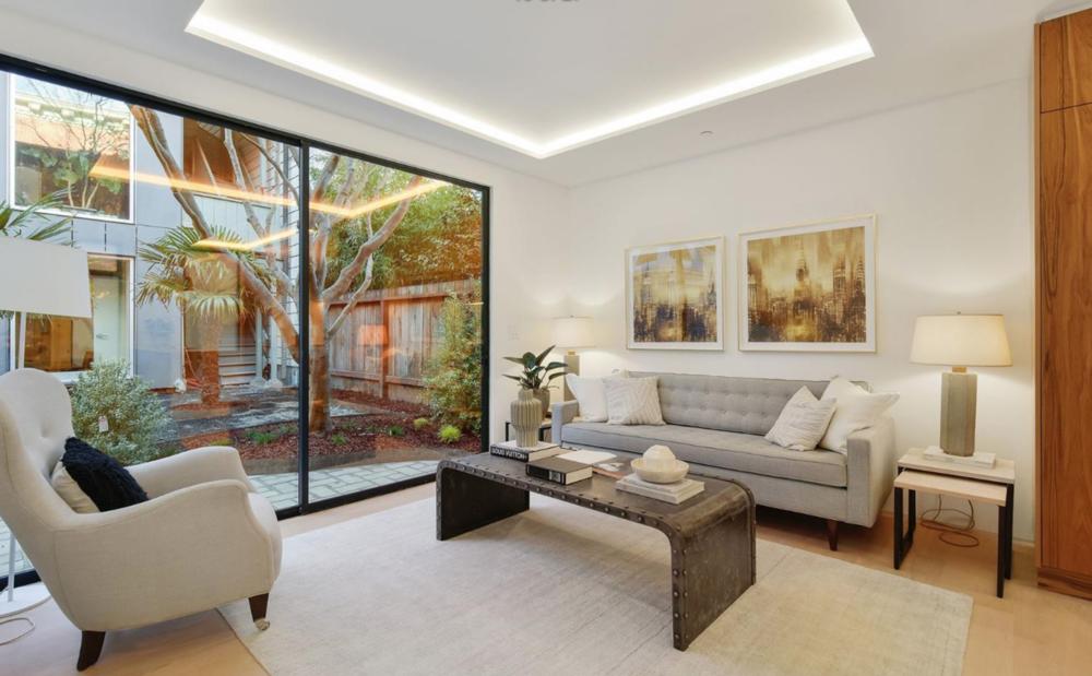 188 Quane Street - Living Room