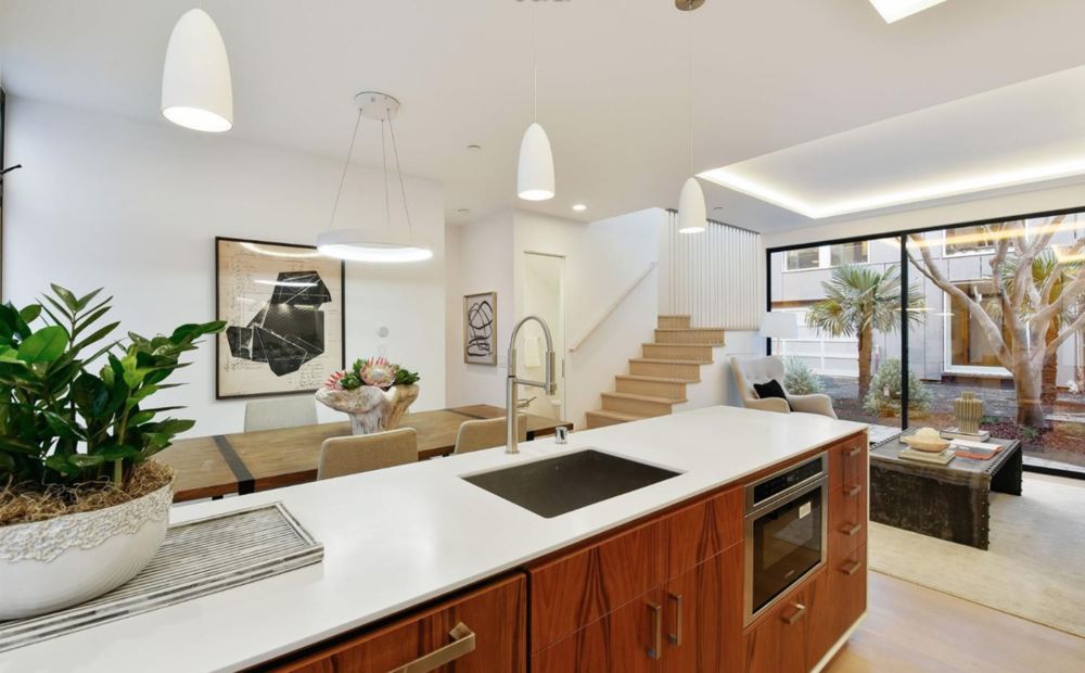 188 Quane Street - Living Space