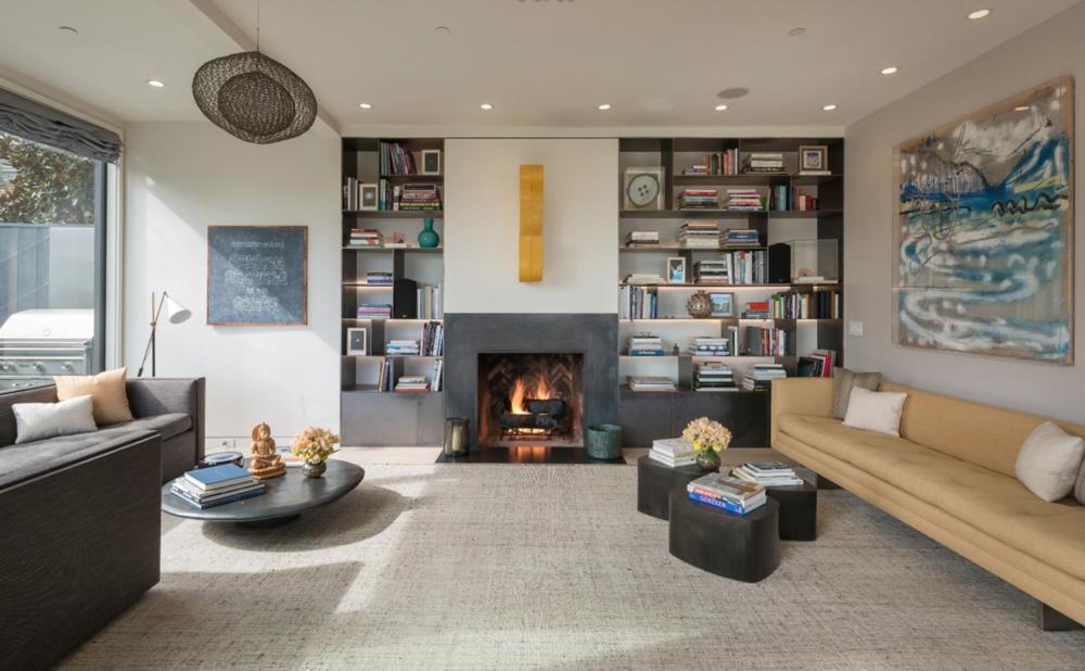 807 Francisco Street - Living Room