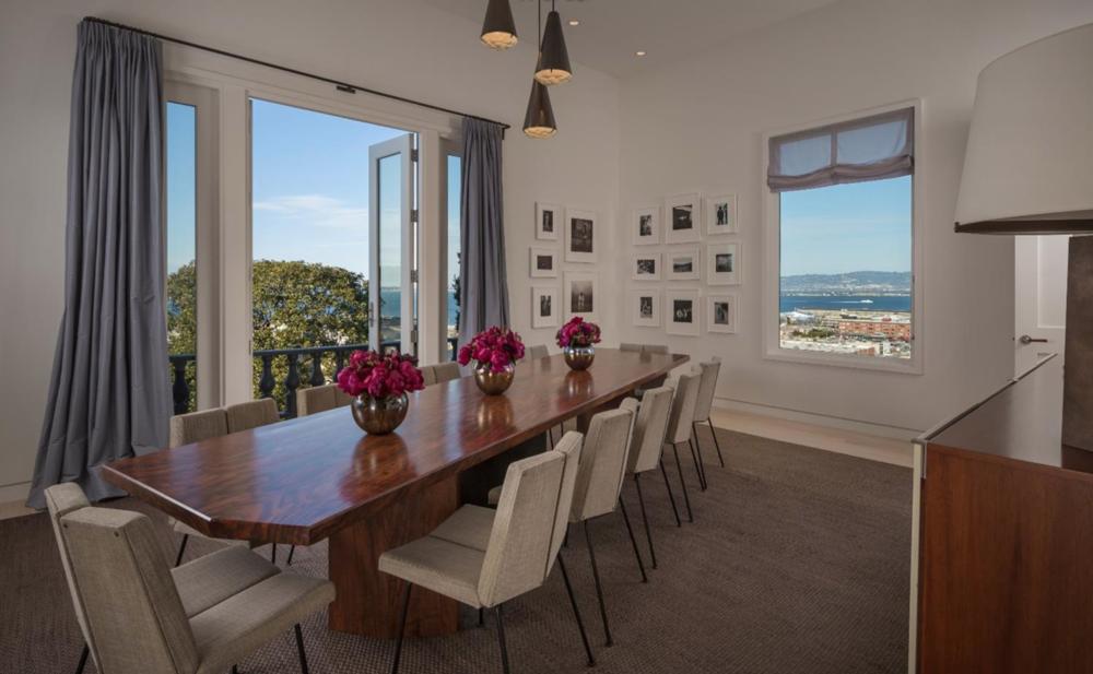 807 Francisco Street - Dining Room