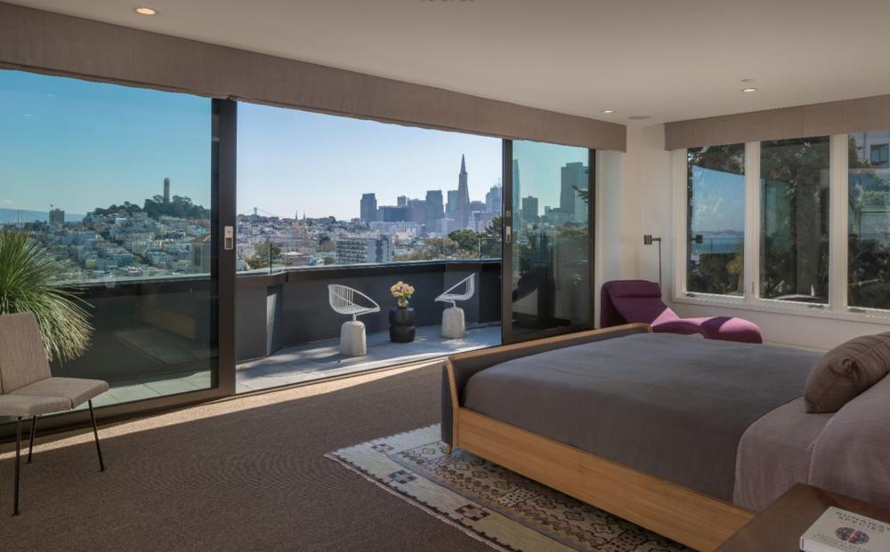 807 Francisco Street - Master Bedroom