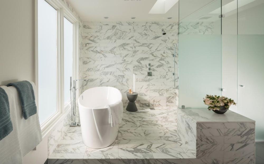 807 Francisco Street - Master Bathroom