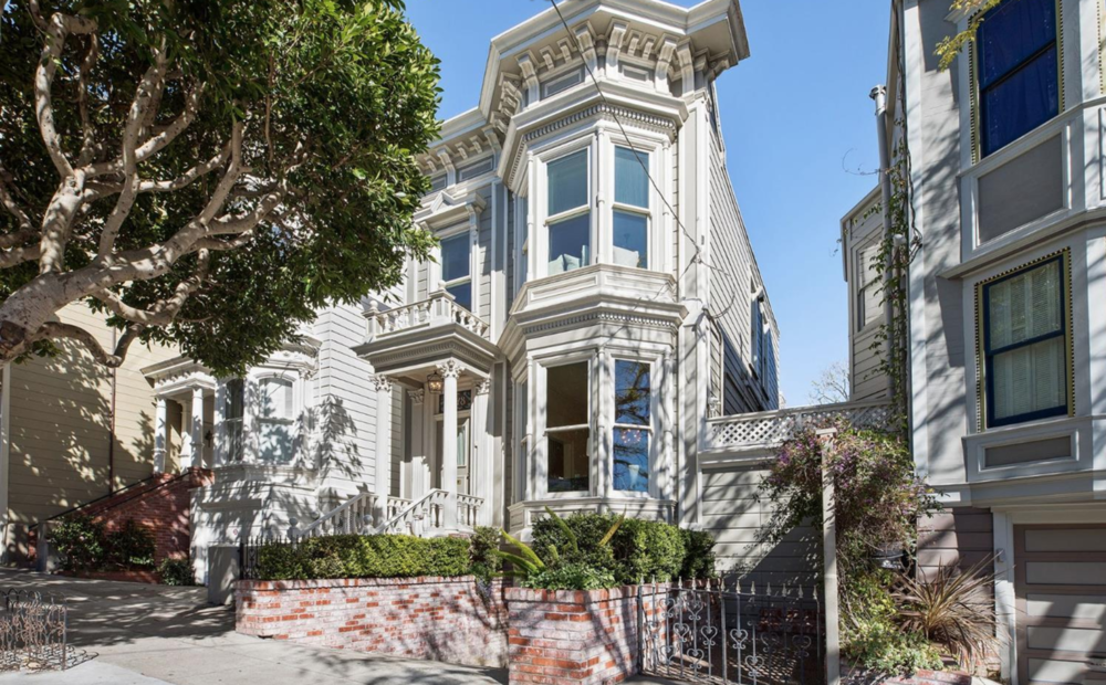 2148 Steiner Street - Pacific Heights