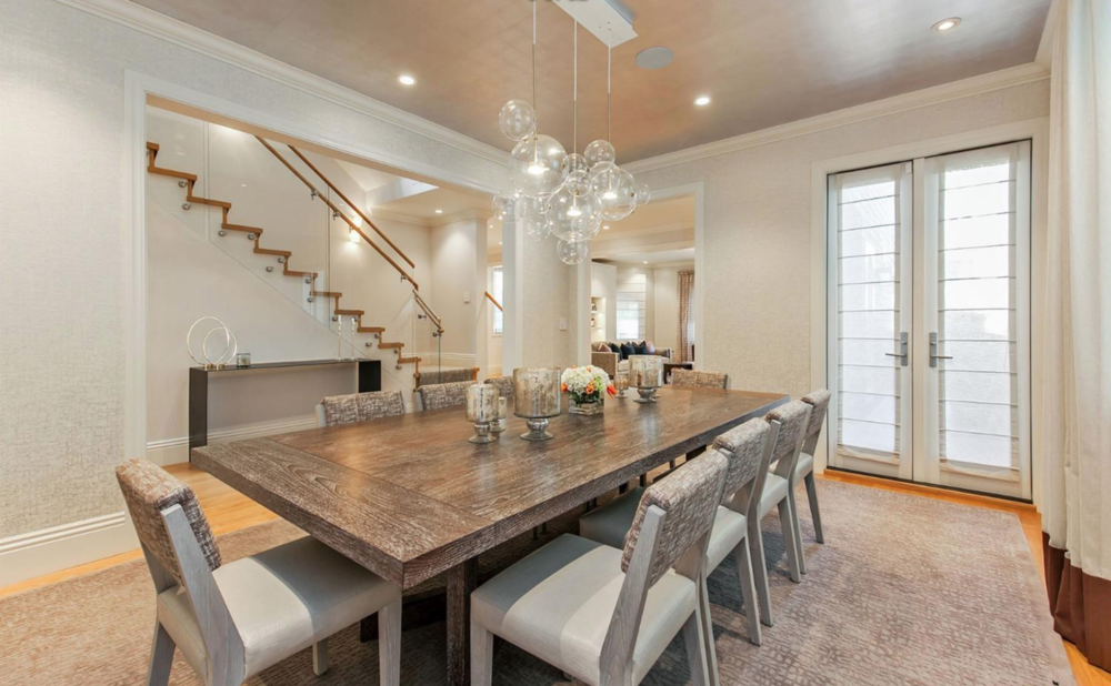 3323 Clay St - Dining Room