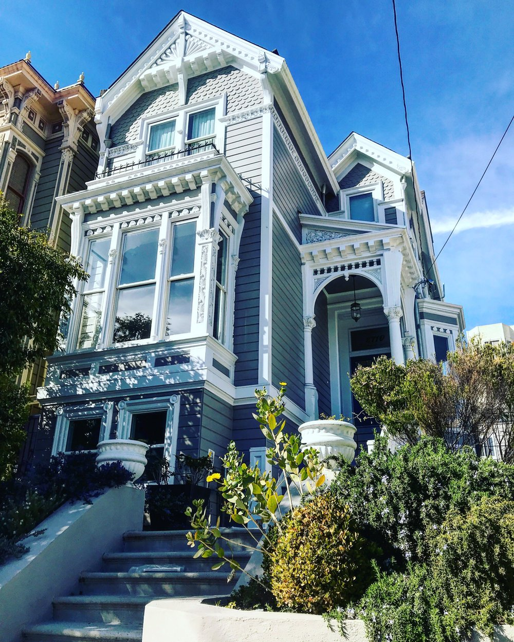 Pacific Heights Real Estate