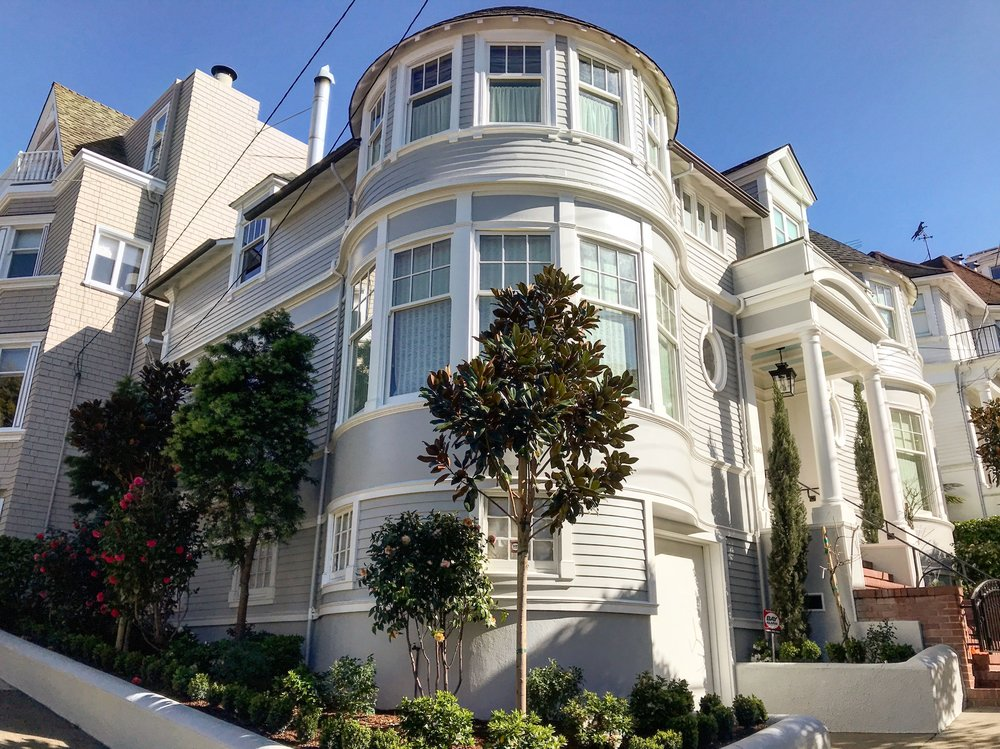 Miss Doubtfire House in Pacific Heights