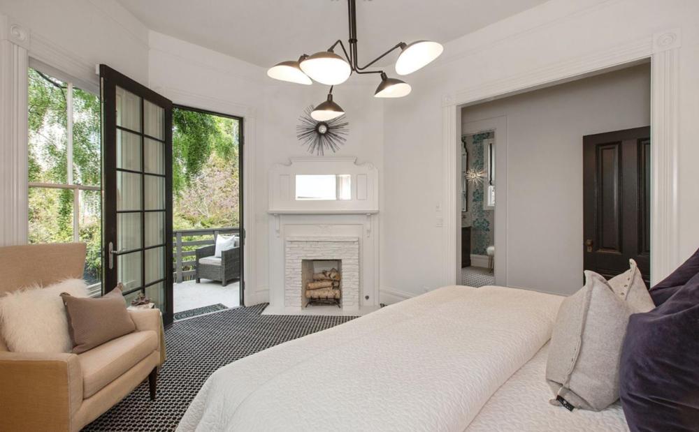3880 Sacramento St - Master Bedroom