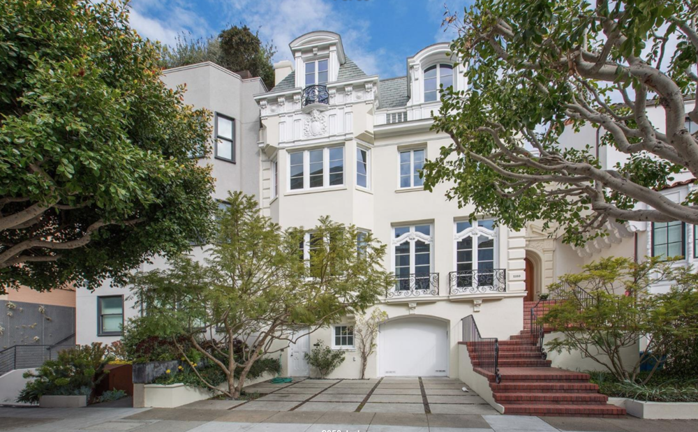 2050 Jackson Street - Pacific Heights