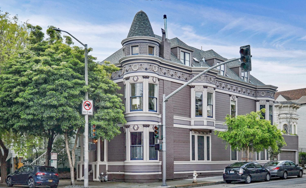 1859 Scott Street - Lower Pacific Heights