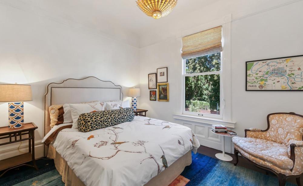 1859 Scott Street - Bedroom