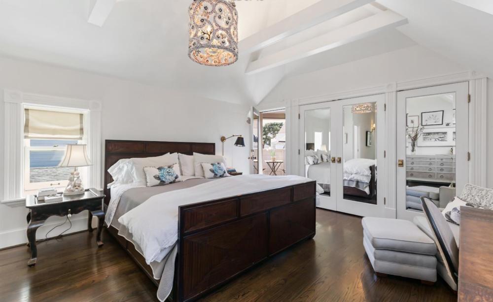 1859 Scott Street - Master Bedroom