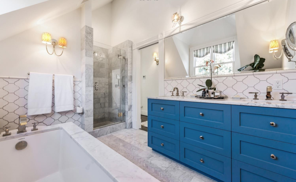 1859 Scott Street - Master Bathroom