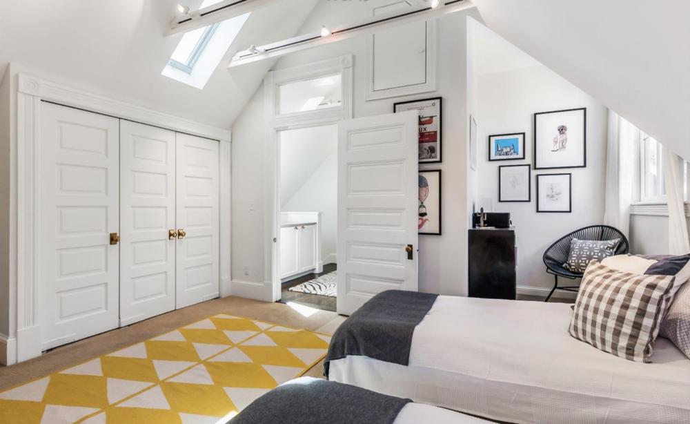 1859 Scott Street - 3rd Bedroom