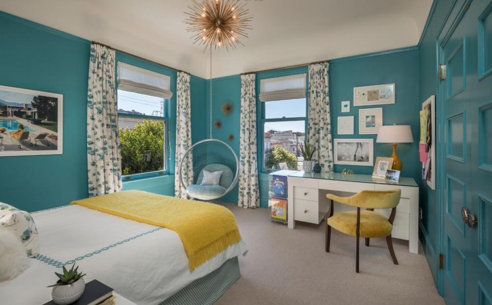 701 Scott Street - 2nd Bedroom