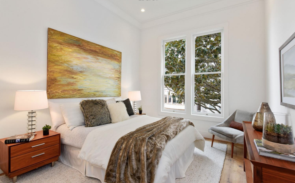 278 Chenery St - Master Bedroom