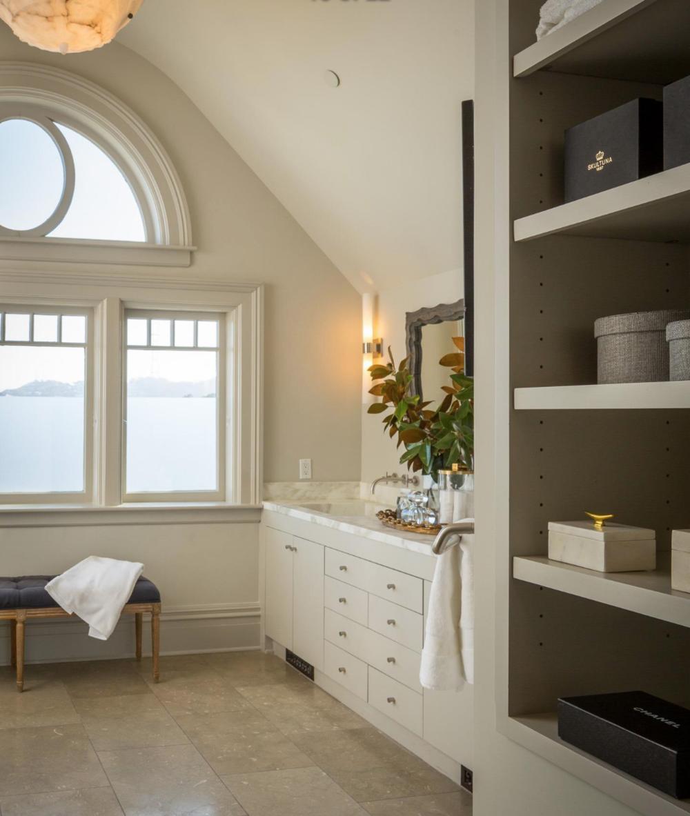 3376 Clay St - Master Bathroom Views