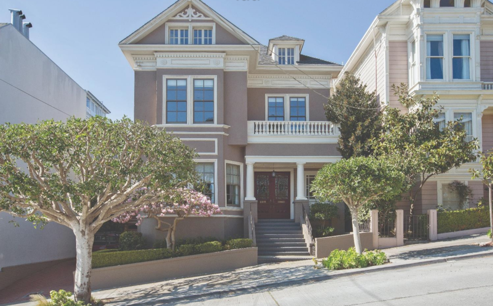 2219 Scott Street - Pacific Heights
