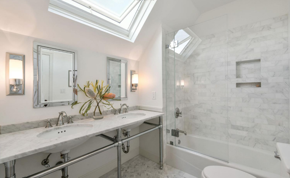 605 Waller Street - Master Bathroom