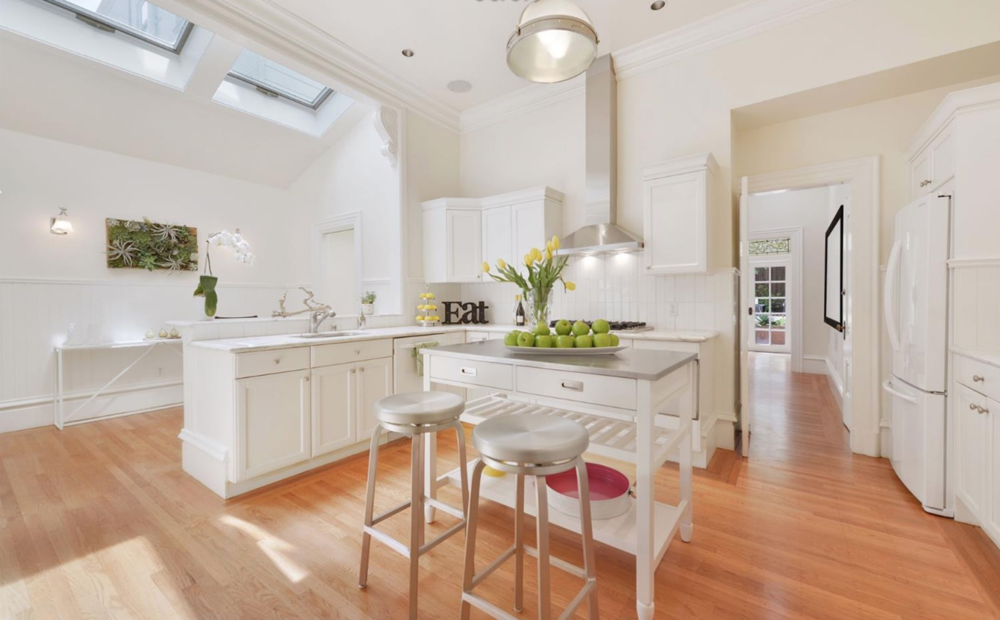211 Divisadero Street - Kitchen
