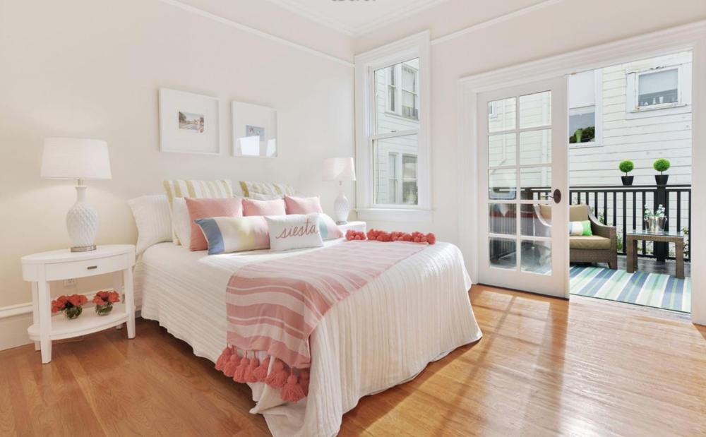 211 Divisadero Street - Guest Bedroom