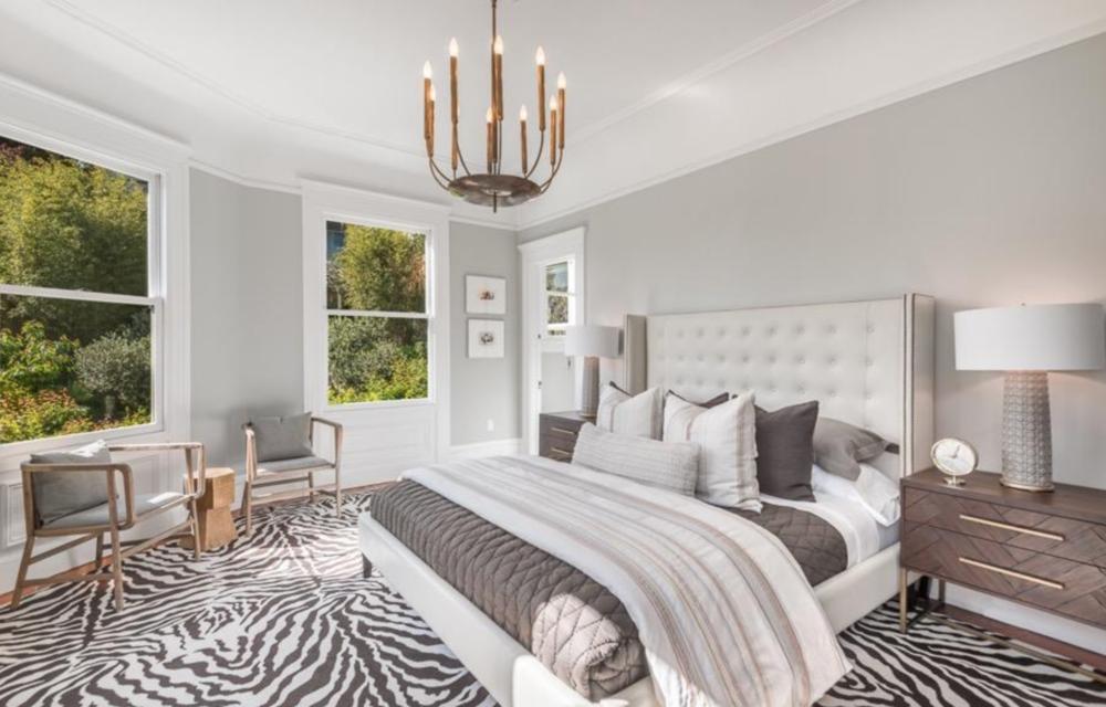 925 Fulton Street - Master Bedroom