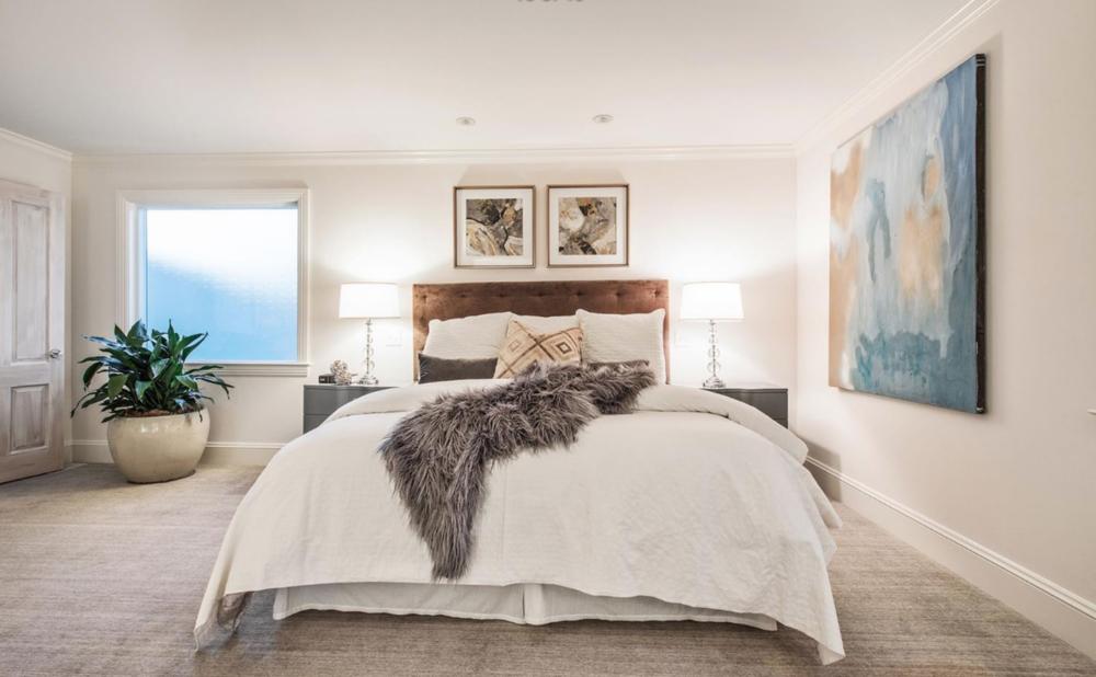 2754 Octavia St - Master Bedroom