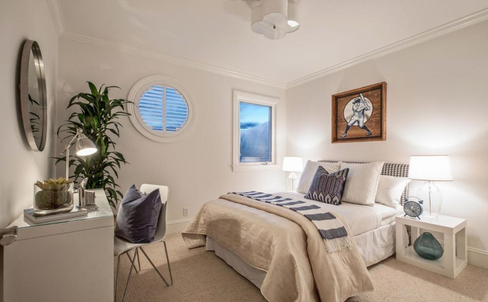 2754 Octavia St - Guest Bedroom