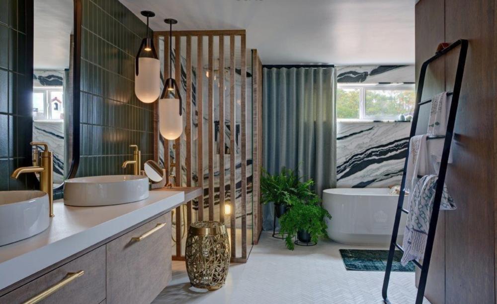 465 Marina Blvd - Bathroom