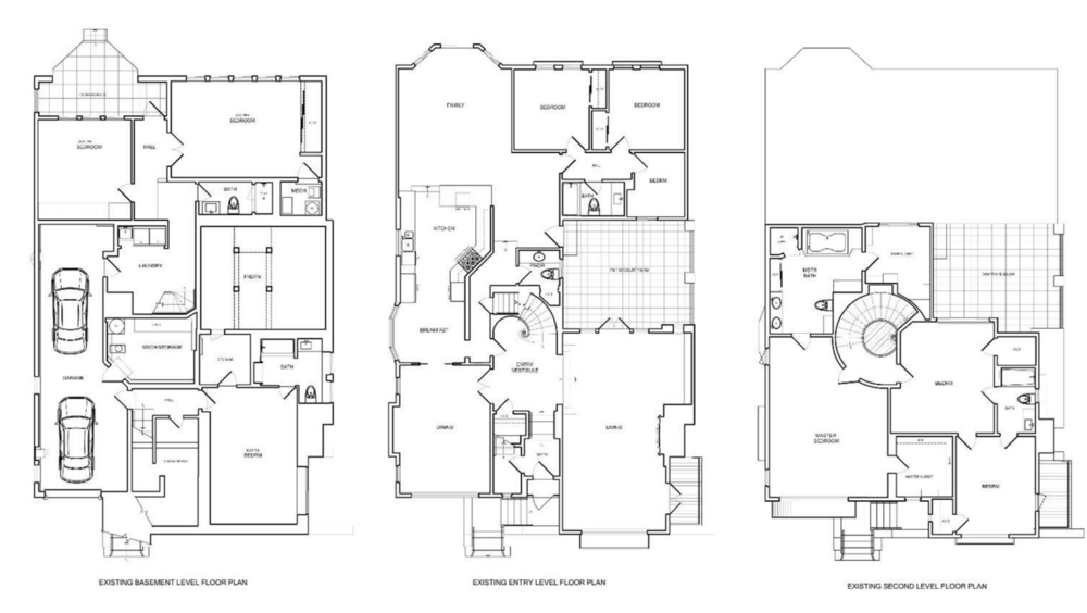 465 Marina Blvd - Floor Plan