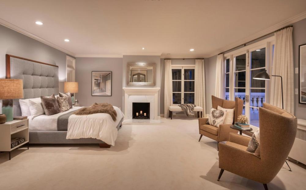 3756 Jackson St - Master Bedroom