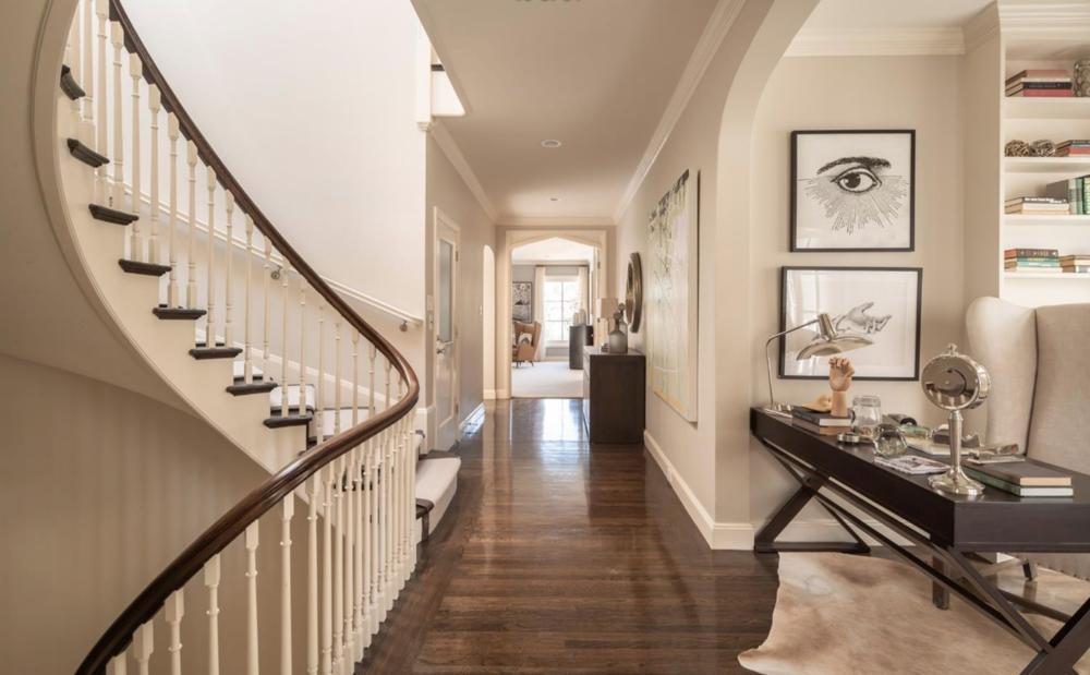 3756 Jackson St - Staircase