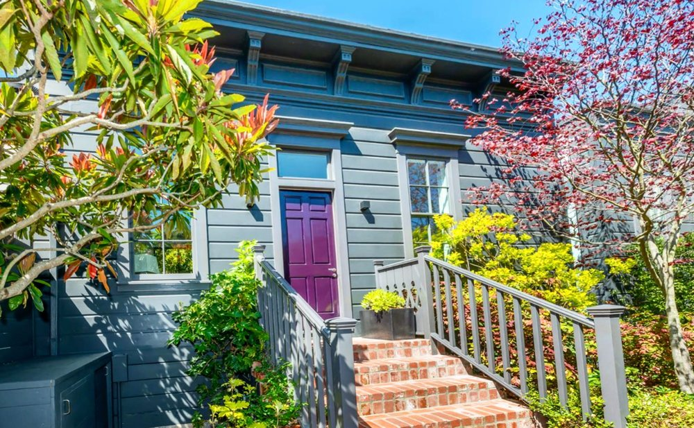 2454 1/2 Bush Street - Lower Pacific Heights