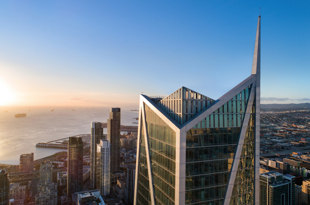 181 Fremont - Rooftop Views