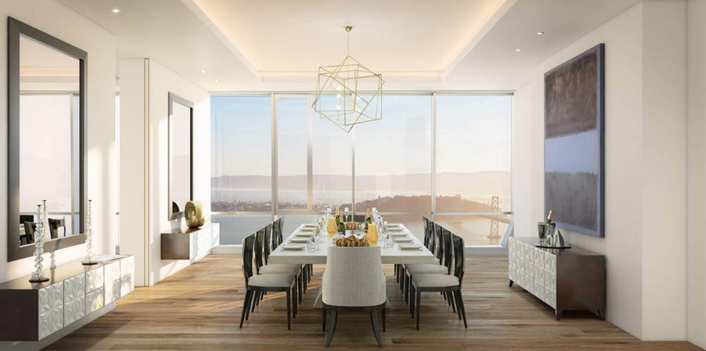 181 Fremont - Dining Room
