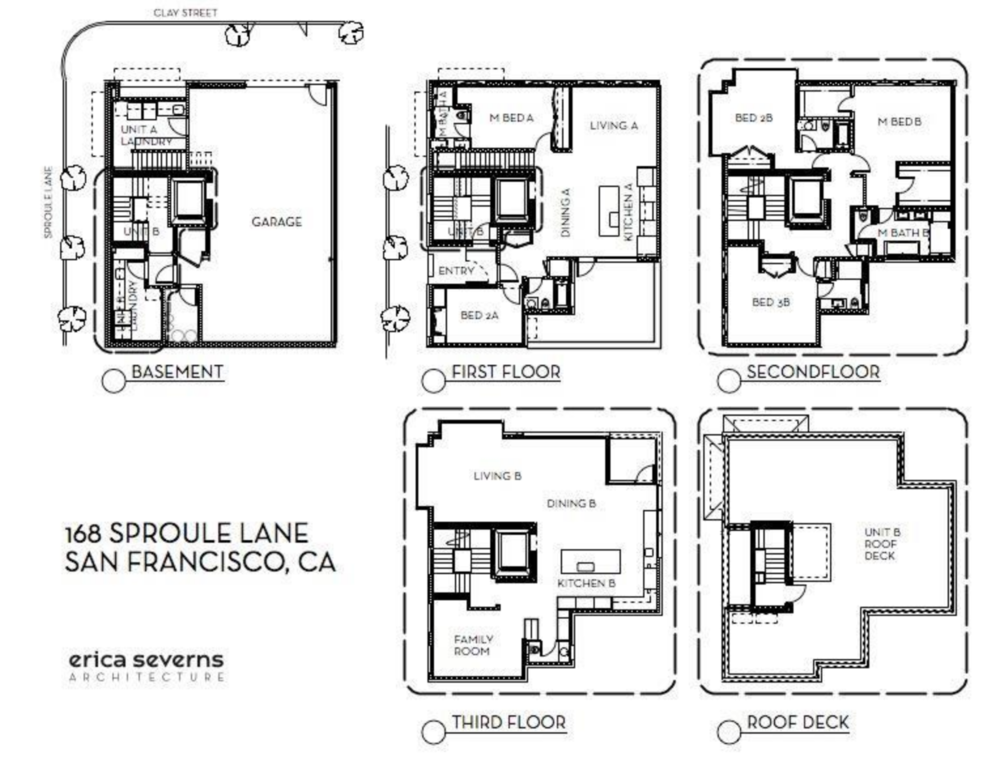166-168 Sproule Ln - Floor Plan